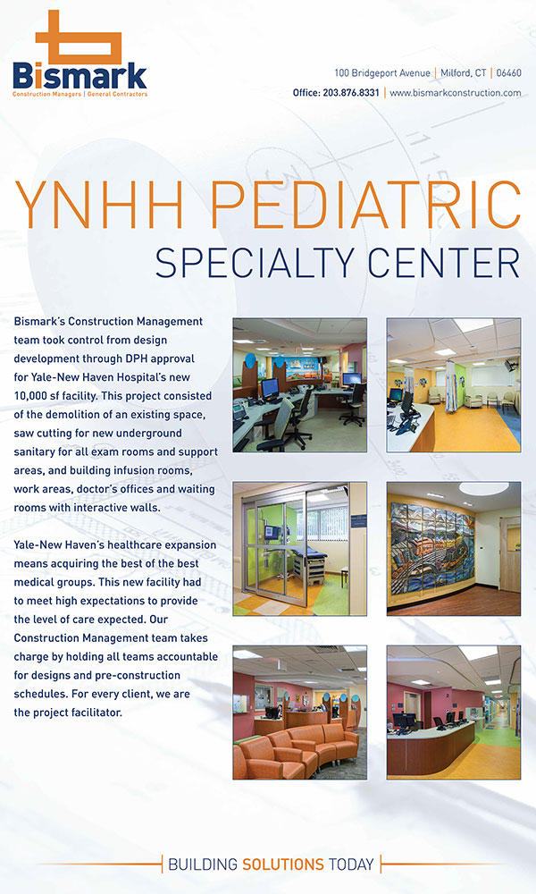 Bismark Construction-Yale Hospital Case Study